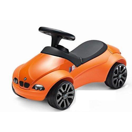 bmw baby racer bobby car orange m neu bmw treff forum. Black Bedroom Furniture Sets. Home Design Ideas