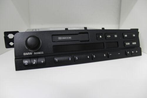bmw e46 radio business rcc 100 07 original cassette ph7050. Black Bedroom Furniture Sets. Home Design Ideas