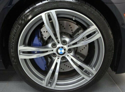 Genuine M Double Spoke 343 20 Forged Wheel Set Rims Wheels New