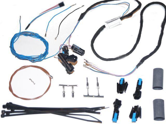 bmw e46 e83 mfl kabelsatz verbindungsleitung 61318386947. Black Bedroom Furniture Sets. Home Design Ideas