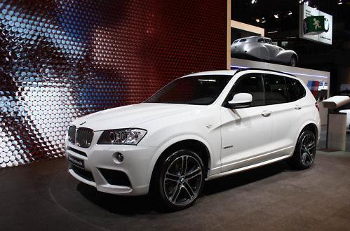 BMW x3 M Double Spoke Style 310 Alloy Wheel Rim Set F25