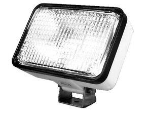 boat spreader light 55 watt 4 x 6 12 volt marine flood light halogen ebay. Black Bedroom Furniture Sets. Home Design Ideas