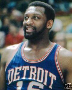 Bob Lanier Detroit Pistons HOF Basketball 8x10 Photo | eBay