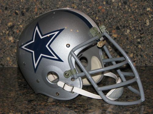 BOB LILLY Dallas Cowboys Football Helmet FS