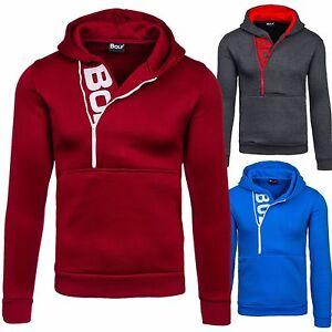 BOLF-01-Herren-Kapuzenpullover-Hoodie-Pullover-Sweatshirt-Sweatjacke-1A1-B-Ware