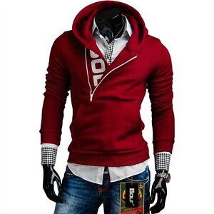BOLF-01-Kapuzenpullover-Hoodie-Zipper-Sweatshirt-Sweatjacke-Pullover-1A1-B-Ware