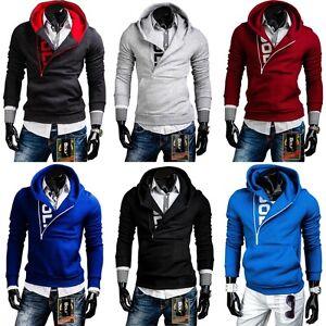 BOLF-01-Streetwear-von-BOLF-Sweatshirt-mit-Kapuze-in-4-Fraben-Jacke-Hoodie-S-2XL