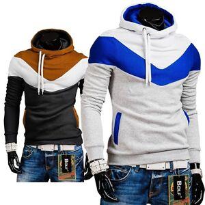 BOLF-27-Kapuzenpullover-Hoodie-Sweatshirt-Sweatjacke-Pullover-Shirt-Pulli-Jacke