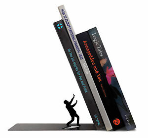 Book End The End Falling Books Creative Cool Magically Tragic ...