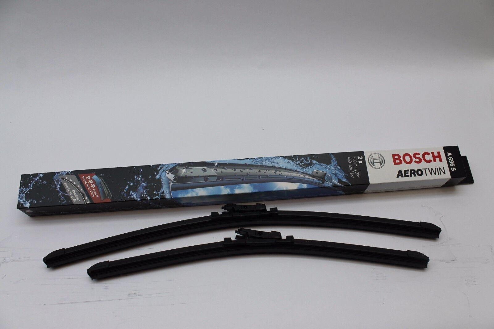 bosch aerotwin a696s scheibenwischer wischerbl tter satz f r 1er bmw f20 f21 ebay. Black Bedroom Furniture Sets. Home Design Ideas