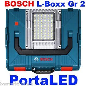 bosch l boxx gli portaled gr e 2 sortimo gr e 136 l box porta led l box. Black Bedroom Furniture Sets. Home Design Ideas