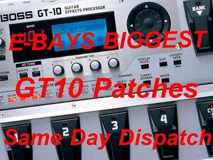 Boss Gt 100 Update