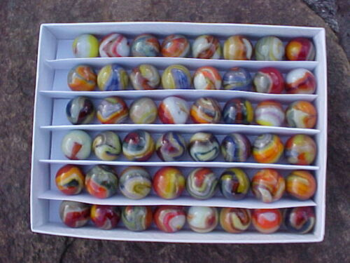 BOX SET of 48 SAMMY S MOUNTAIN MARBLES MARBLE BUDDIES HOLIDAY RUN $24.99 in Toys & Hobbies, Marbles, 1970-Now | eBay