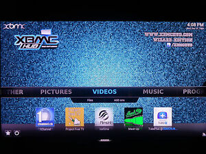 APPLE-TV-2-ATV2-JAILBROKEN-UNTETHERED-WITH-XBMC-FRODO-NAVI-X-PLUS-NITO