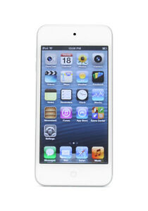 BRAND-NEW-APPLE-IPOD-TOUCH-32GB-5TH-GENERATION-WHITE-SILVER-SEALED
