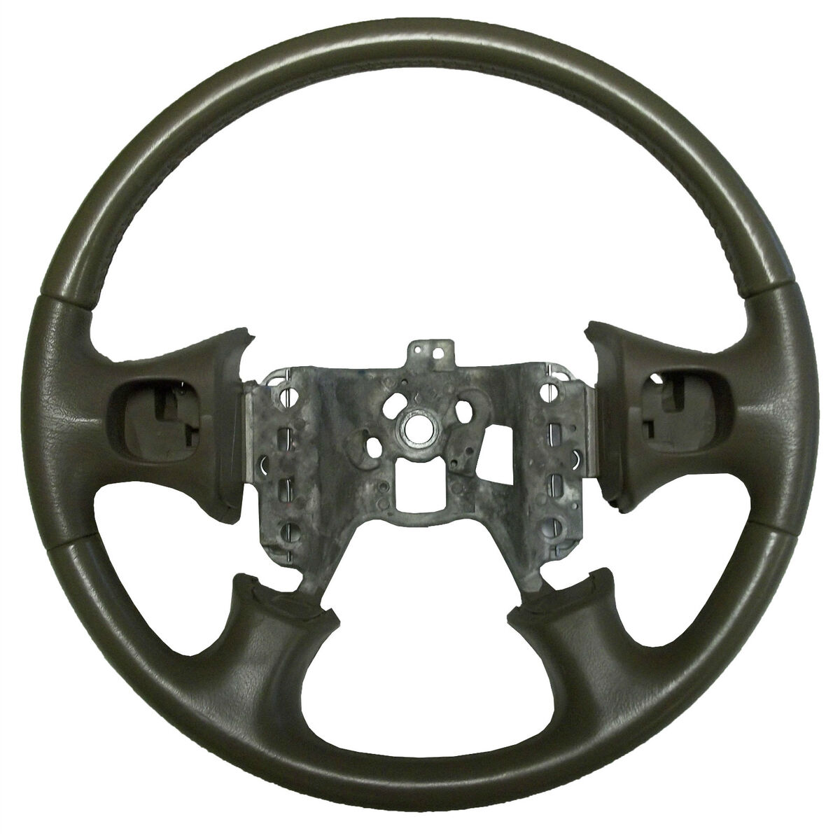 Brand New Genuine Buick Park Avenue Steering Wheel Shale Brown Leather