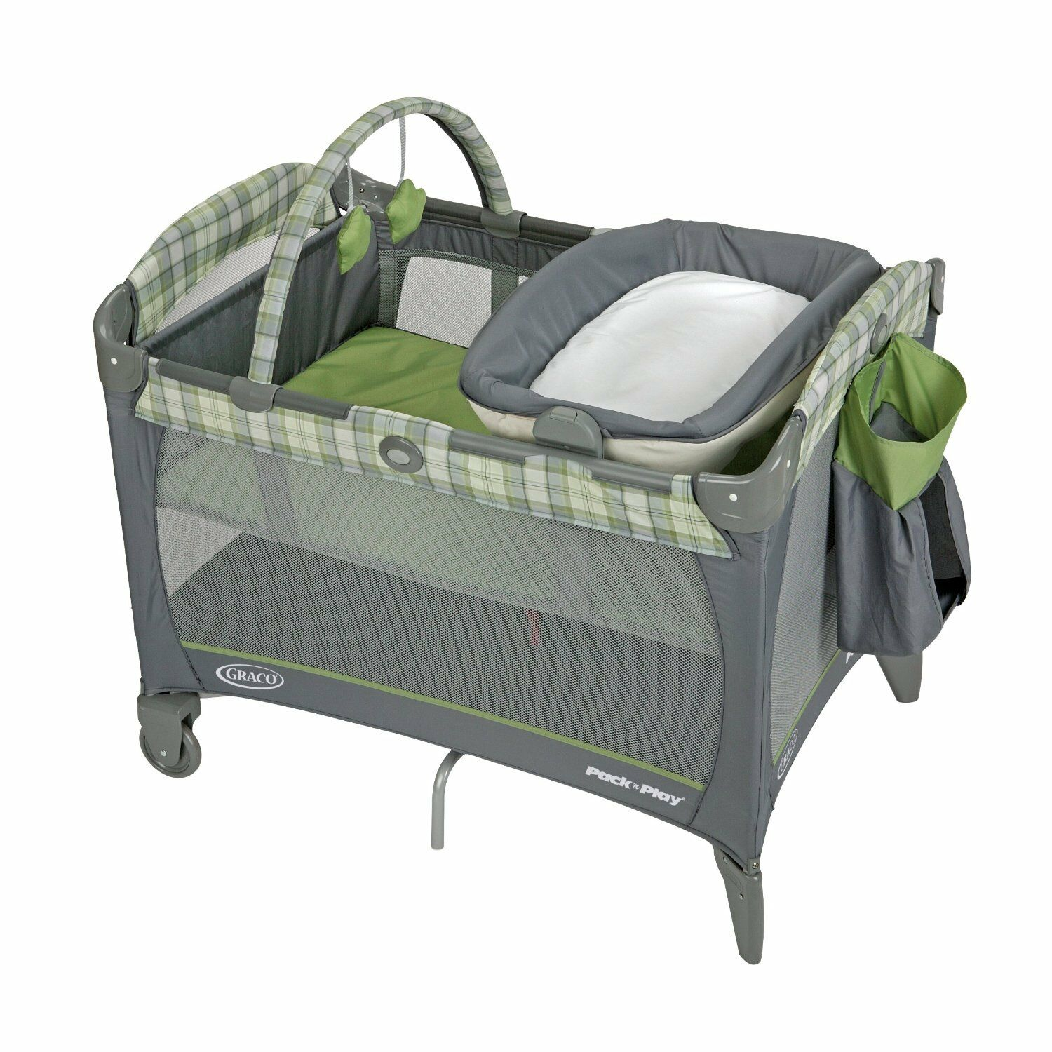 Graco Pack N Play Playard Reversible Napper Changer ...