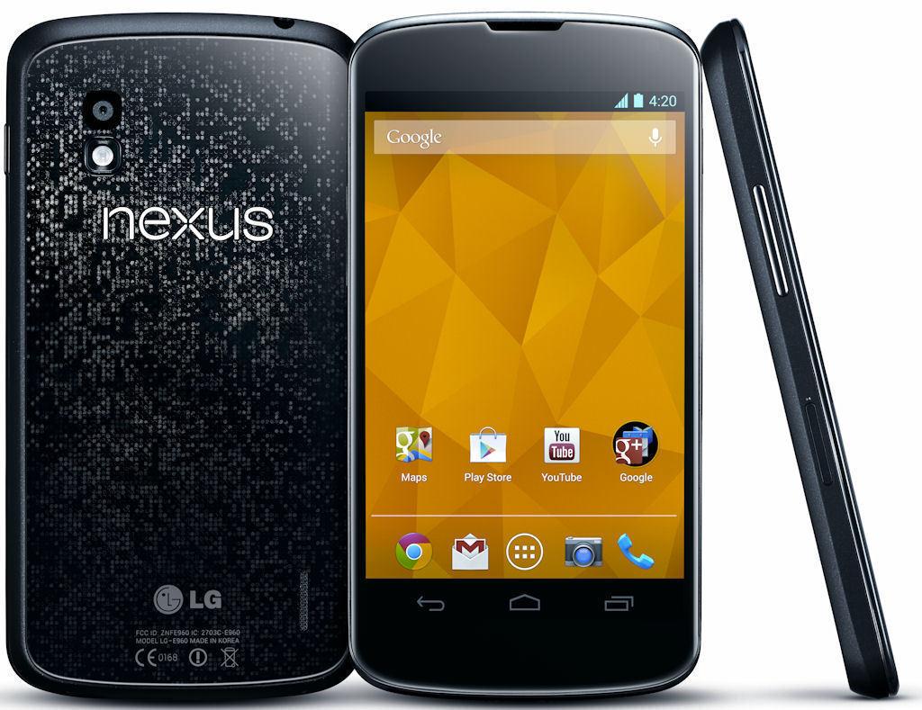 BRAND NEW Nexus 4 16GB Smartphone READY TO SHIP