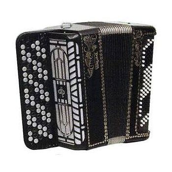 BRAND NEW Russian CHROMATIC Button ACCORDION Bayan Tula 209 5 ROW БАЯН ТУЛА 209 in Musical Instruments & Gear, Accordion & Concertina | eBay