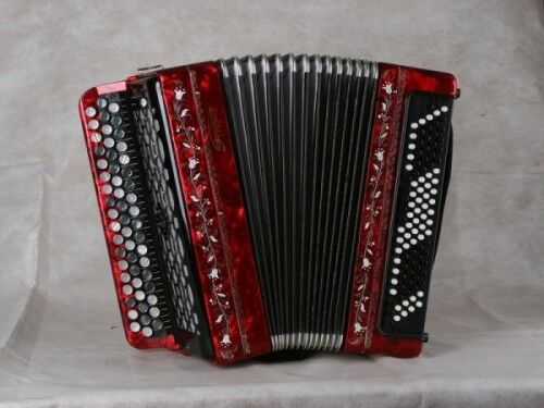 BRAND NEW Russian TULA Button ACCORDION Bayan Etud – 205 М2 / БАЯН ЭТЮД – 205М2 in Musical Instruments & Gear, Accordion & Concertina | eBay