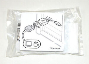 BRAND-NEW-SEALED-DELL-J8461-0J8461-DVI-MALE-TO-VGA-FEMALE-ADAPTER-CONVERTER