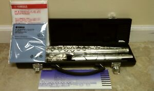 Brand new yamaha yfl 221 flute factory sealed in original for Yamaha yfl 221 student flute