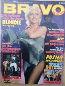 BRAVO-23-31-5-1979-2-Blondie-Charlie-Chaplin-Didi-H-Superman-Charlies-Engel