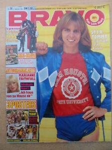 BRAVO-38-11-09-1980-1-Styx-Tommi-Garbo-Kiss-Cliff-Richard-Barclay-J-Harvest