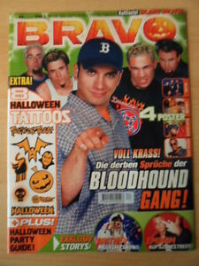 BRAVO-44-25-10-2000-1-Bloodhound-Gang-Britney-Spears-Guanao-Apes-NSYNC-KISS
