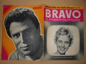 BRAVO-5-3-2-1957-Maria-Schell-Sophia-Loren-Hilde-Knef-Gina-Lollobrigida