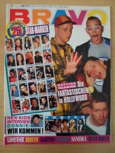 BRAVO-6-4-2-1993-Die-Fantastischen-4-Take-That-Roxette-Madonna-Die-Toten-Hosen