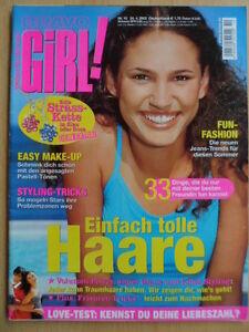 BRAVO-GIRL-10-24-4-2002-1-Mode-Beauty-Fotoroman-ICE-AGE-Natural-Poster