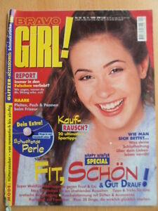 BRAVO-GIRL-24-10-11-1999-Mode-Beauty-Erotik-Liebe-Fotoroman-Shoppen-Poster