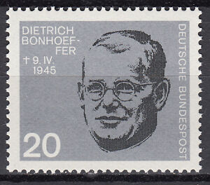 BRD-1964-Mi-Nr-438-aus-Block-3-Postfrisch-LUXUS