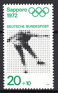 BRD-1971-Mi-Nr-681-Postfrisch-LUXUS