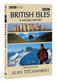 BRITISH-ISLES-A-NATURAL-HISTORY-DVD-ALAN-TITCHMARSH-BBC