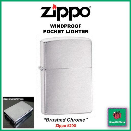 Zippo Lighter 200