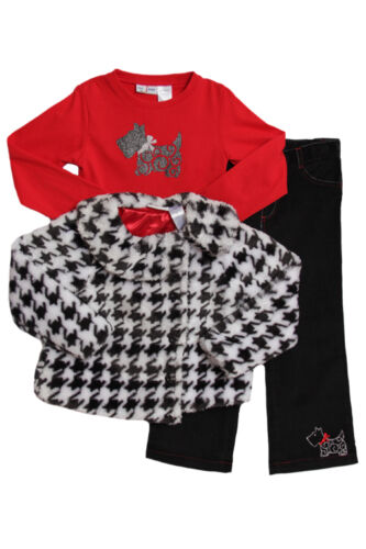 BT Kids Toddler Girls (2t-4t) 3 pc houndstooth coat and corduroy pants set in Clothing, Shoes & Accessories, Baby & Toddler Clothing, Girls' Clothing (Newborn-5T) | eBay
