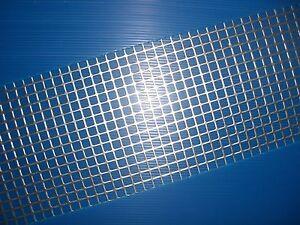 BUCHERT-Stahl-Lochblech-Qg-10-12-600-x-400-x-1-5-mm-Lautsprecher-Gitter