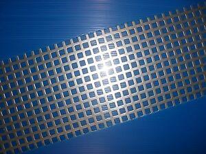 BUCHERT-Stahl-Lochblech-Qg-10-15-Aus-Stahl-verzinkt-1-5-mm