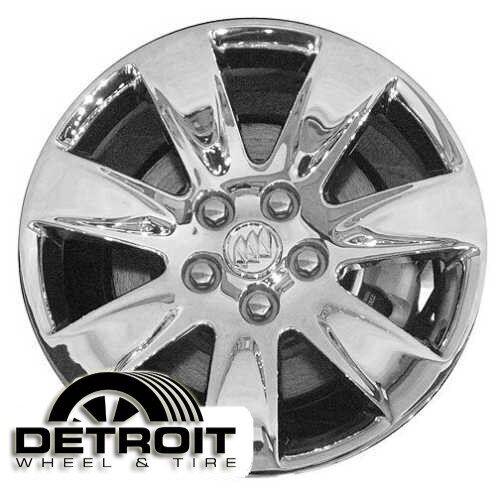 Buick Allure Lacrosse Factory Wheel Rim 4095 Chrome 2010 2012