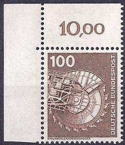 BUND-MiNr-854-linke-obere-Ecke-postfrisch