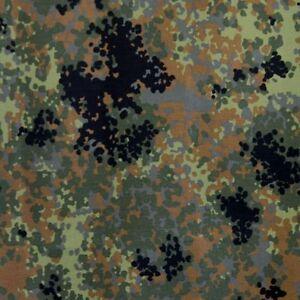 bundeswehr camouflage flecktarn plane stoff wasserdicht ebay. Black Bedroom Furniture Sets. Home Design Ideas