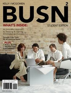BUSN (with Review Cards and Printed Acce...