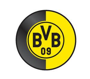 bvb 09 borussia dortmund pin emblem neu wow fan artikel ebay. Black Bedroom Furniture Sets. Home Design Ideas