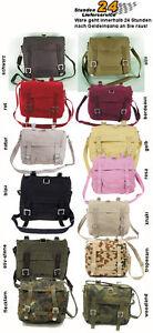 BW-Kampftasche-klein-Handtasche-Tasche-13-Farben-GOTHIC