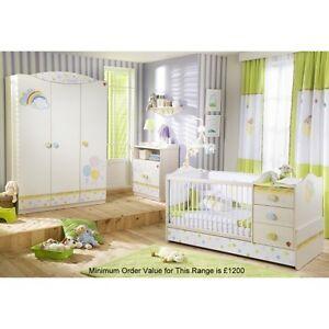 Baby Dream Room Set Nursery Furniture Set Kids Bedroom Furniture Baby