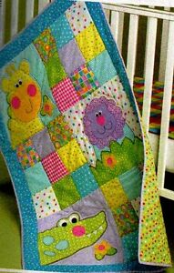 Handmade baby quilts and baby quilt designs