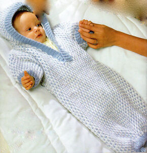 about Baby Nest Knitting Pattern fits chest 18 inches0 easy knit