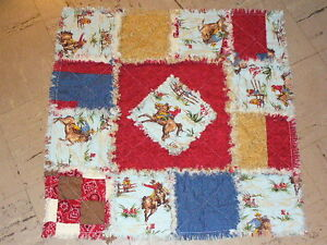 Rocking Horse Baby Blanket Pattern Sewing Patterns For Baby